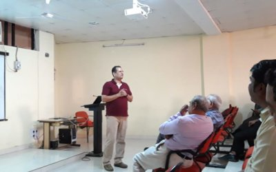 Expert Lecture on : Advanced Instrumentation, Robotics and Control by Mr. Neeraj Bhardwaj